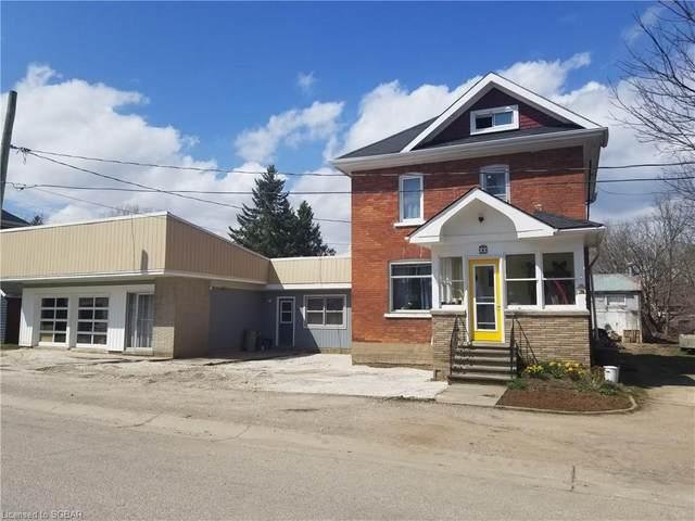 14 Margaret Street, Meaford, ON N4L 1G5 (MLS #40095338) :: Envelope Real Estate Brokerage Inc.