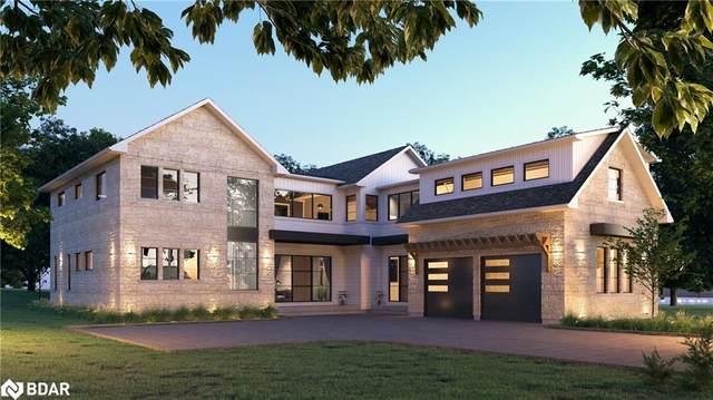 LOT #19 Maryward Crescent, Clarksburg, ON N0H 1J0 (MLS #40096701) :: Forest Hill Real Estate Collingwood