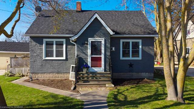 217 Huron Street, Stayner, ON L0M 1S0 (MLS #40097480) :: Forest Hill Real Estate Collingwood
