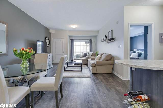 44 Ferndale Drive S #309, Barrie, ON L4N 2V1 (MLS #40102453) :: Forest Hill Real Estate Collingwood