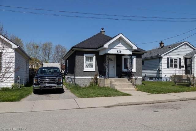 7 Elliott Avenue, Brantford, ON N3T 1E6 (MLS #40102817) :: Envelope Real Estate Brokerage Inc.