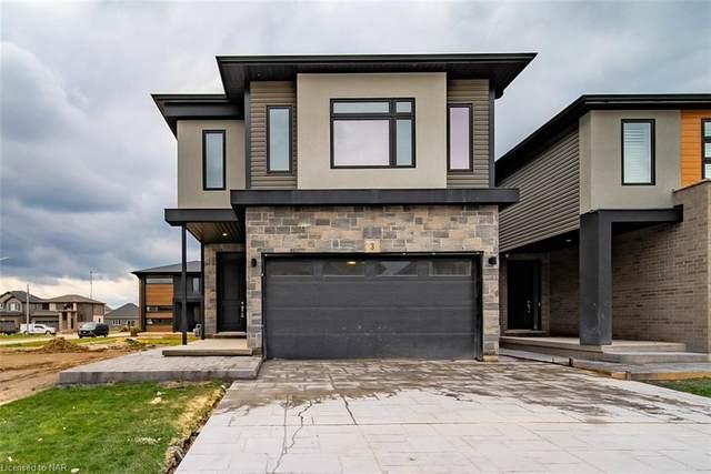 3 Damude Avenue, Thorold, ON L2V 0G7 (MLS #40103781) :: Envelope Real Estate Brokerage Inc.