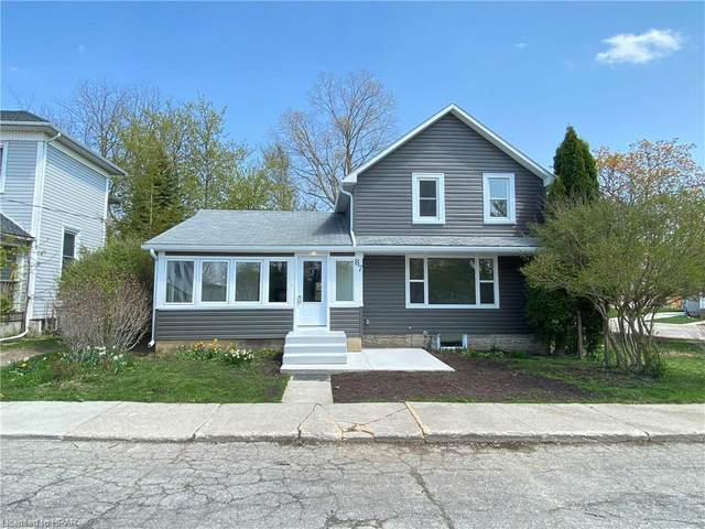 87 King Street, Clinton, ON N0M 1L0 (MLS #40104597) :: Envelope Real Estate Brokerage Inc.