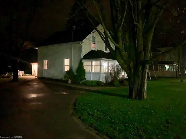 9 Elizabeth Street E, Creemore, ON L0M 1G0 (MLS #40107535) :: Forest Hill Real Estate Collingwood