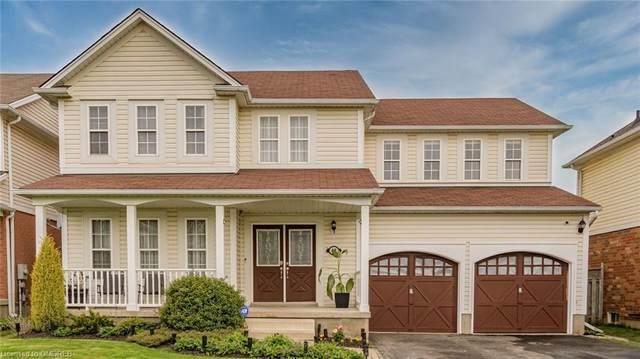 49 Edith Monture Avenue, Brantford, ON N3T 6M7 (MLS #40108222) :: Envelope Real Estate Brokerage Inc.