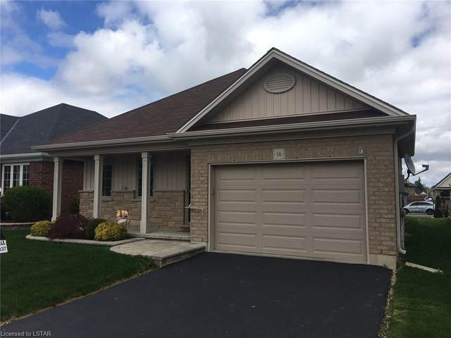 14 Hogarth Drive, Tillsonburg, ON N4G 0C2 (MLS #40108326) :: Envelope Real Estate Brokerage Inc.
