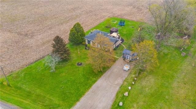 232 Pleasant Ridge Road, Brantford, ON N3T 5L5 (MLS #40108451) :: Forest Hill Real Estate Collingwood