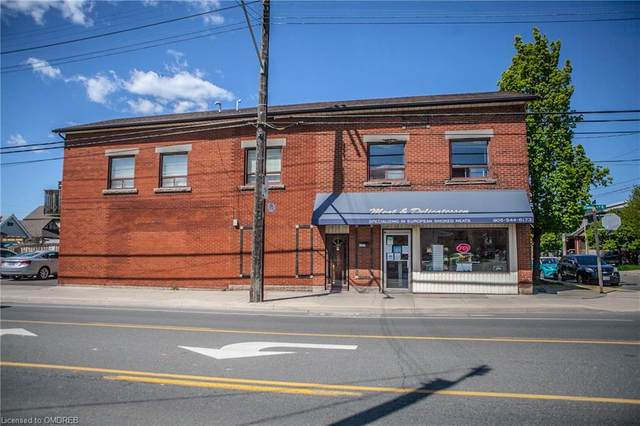 1111 Cannon Street E, Hamilton, ON L8L 2J5 (MLS #40112288) :: Forest Hill Real Estate Collingwood