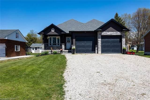 32 Clarke Street N, Clifford, ON N0G 1M0 (MLS #40112443) :: Envelope Real Estate Brokerage Inc.