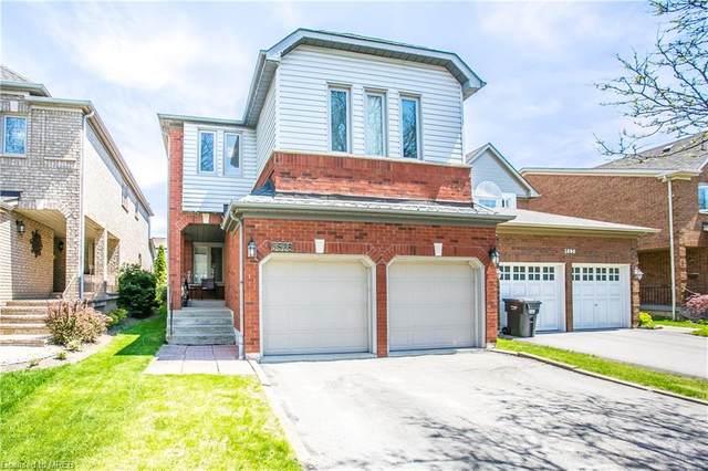 5878 Tayside Cresent Crescent, Mississauga, ON L5M 5J8 (MLS #40115167) :: Envelope Real Estate Brokerage Inc.