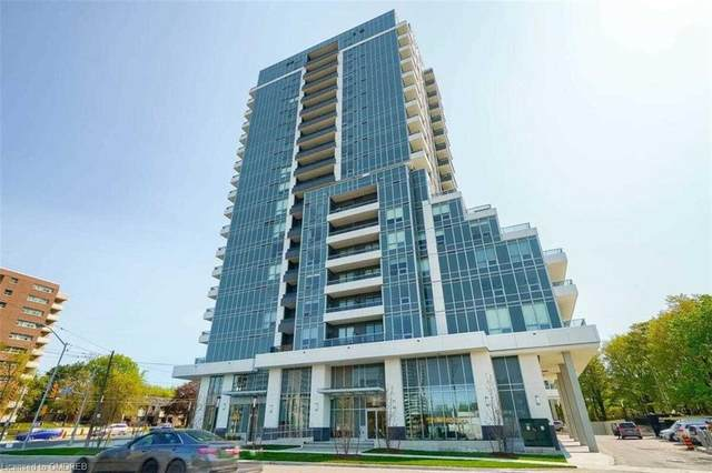 3121 Sheppard Avenue E #2007, Scarborough, ON M1T 0B6 (MLS #40120754) :: Forest Hill Real Estate Collingwood
