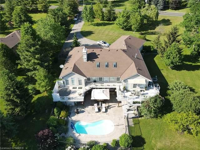 172 Norfolk County Road # 57, Port Ryerse, ON N3Y 4K2 (MLS #40124997) :: Forest Hill Real Estate Collingwood