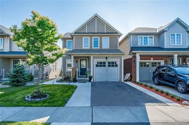 18 Merritt Lane, Brantford, ON N3T 0E8 (MLS #40125744) :: Forest Hill Real Estate Collingwood