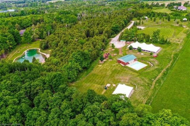 5555 Fourth Line, Hillsburgh, ON N0B 1Z0 (MLS #40128910) :: Forest Hill Real Estate Collingwood