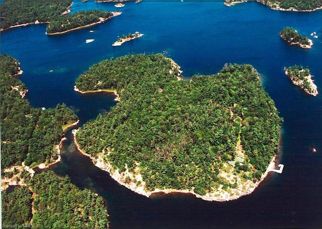 B678 Amanda Island, Georgian Bay, ON P2A 1T0 (MLS #40130467) :: Forest Hill Real Estate Collingwood