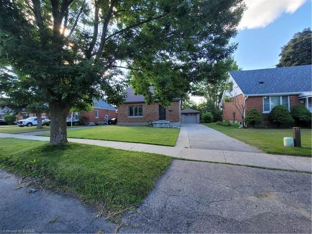 84 Belleview Avenue, Kitchener, ON N2B 1G5 (MLS #40131925) :: Envelope Real Estate Brokerage Inc.