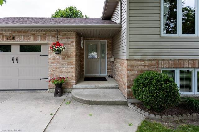 124 King Street, Palmerston, ON N0G 2P0 (MLS #40132485) :: Forest Hill Real Estate Collingwood