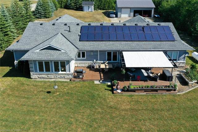 417103 10TH Line, Thornbury, ON N0H 2P0 (MLS #40133888) :: Forest Hill Real Estate Collingwood