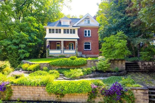 171 Marsh Street, Clarksburg, ON N0H 1J0 (MLS #40134374) :: Forest Hill Real Estate Collingwood