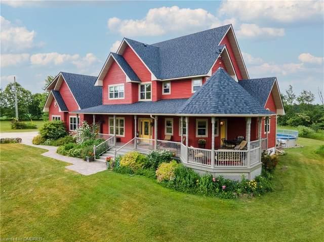 102660 Road 49, West Grey, ON N0G 2L0 (MLS #40135457) :: Forest Hill Real Estate Collingwood