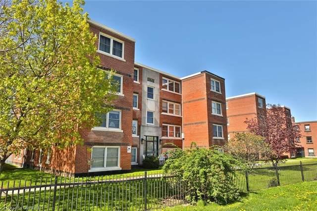 5 East 36Th Street 308C, Hamilton, ON L8V 3Y6 (MLS #40135604) :: Forest Hill Real Estate Collingwood