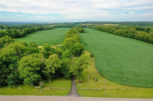 5665 Milburough Line, Burlington, ON L7P 0C6 (MLS #40135745) :: Forest Hill Real Estate Collingwood