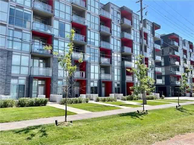 5230 Dundas Street #402, Burlington, ON L7L 0J5 (MLS #40139266) :: Forest Hill Real Estate Collingwood
