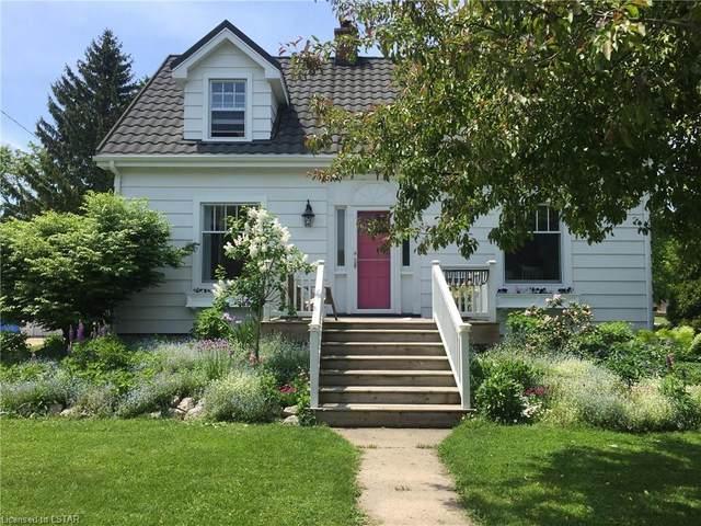 14 Davis Street, Aylmer, ON N5H 2N5 (MLS #40139731) :: Forest Hill Real Estate Collingwood