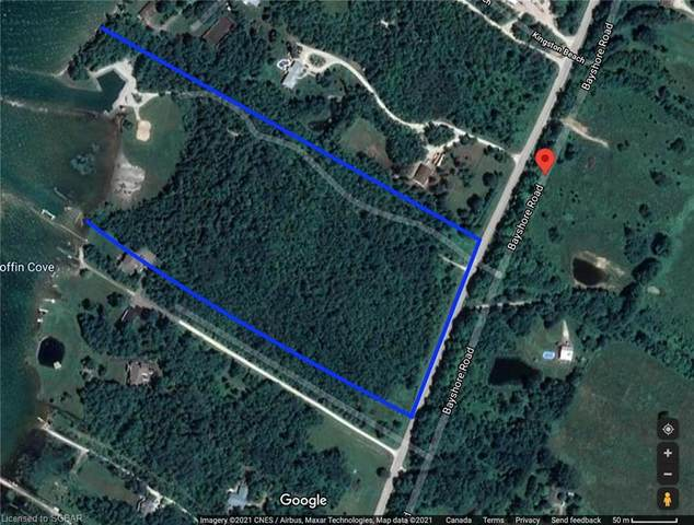 359784 Bayshore Road, Meaford Municipality, ON N4K 6T8 (MLS #40139954) :: Forest Hill Real Estate Collingwood
