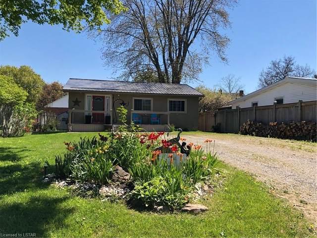 333 Elizabeth Street, Port Stanley, ON N5L 1B3 (MLS #40141326) :: Forest Hill Real Estate Collingwood