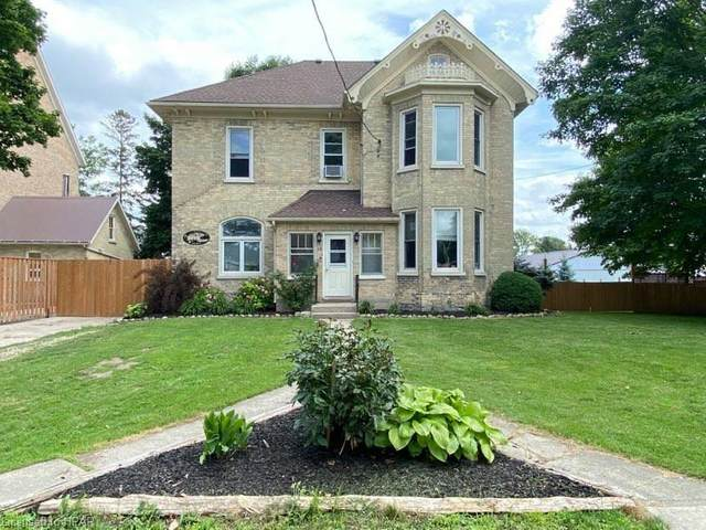 19 Brownlee Street S, Teeswater, ON N0G 2S0 (MLS #40142393) :: Forest Hill Real Estate Collingwood
