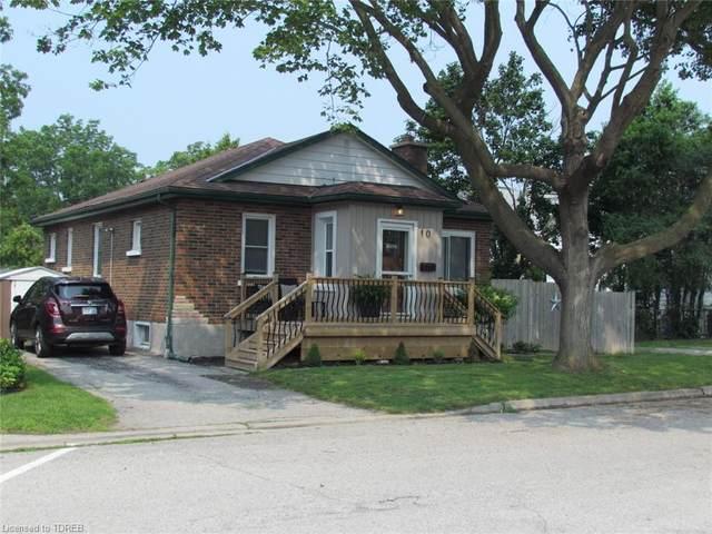 10 East Street, Aylmer, ON N5H 1W2 (MLS #40143709) :: Forest Hill Real Estate Collingwood