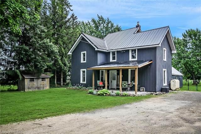 726018 22B Sideroad, Euphrasia, ON N4L 1W6 (MLS #40144221) :: Forest Hill Real Estate Collingwood