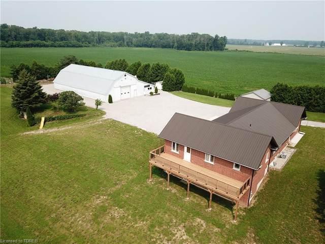 2491 West Quarter Line, Norfolk County, ON N0E 1G0 (MLS #40145141) :: Forest Hill Real Estate Collingwood