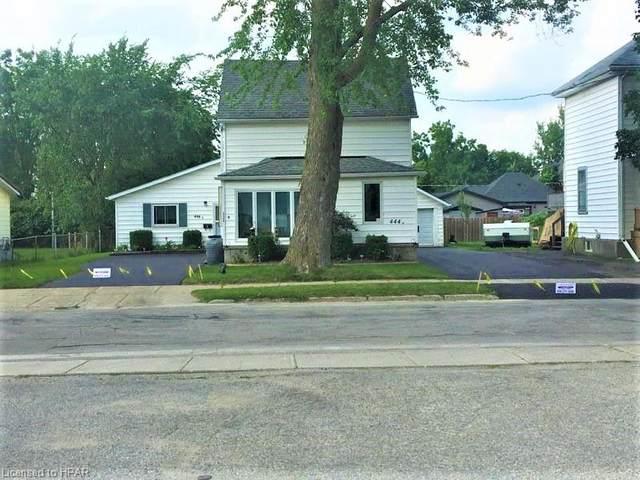 444  A & B Brunswick Street, Stratford, ON N5A 3N4 (MLS #40145303) :: Forest Hill Real Estate Collingwood
