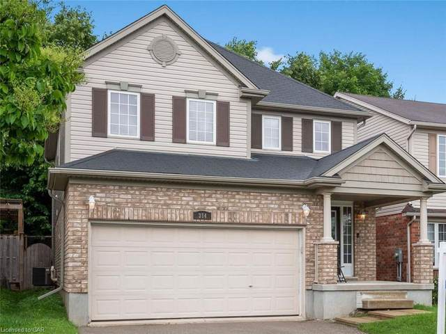 384 Beaumont Crescent, Kitchener, ON N2A 4C1 (MLS #40145370) :: Forest Hill Real Estate Collingwood