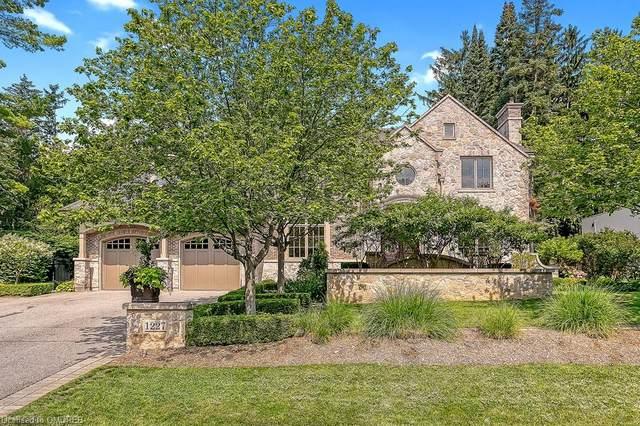 1227 Cleaver Drive, Oakville, ON L6J 1W2 (MLS #40145978) :: Envelope Real Estate Brokerage Inc.