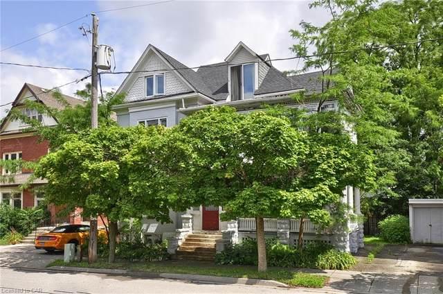 54 Roy Street, Kitchener, ON N2H 4B5 (MLS #40146322) :: Forest Hill Real Estate Collingwood