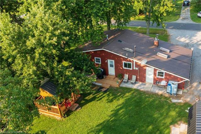 4 Kenneth Avenue, Port Dover, ON N0A 1N3 (MLS #40146457) :: Forest Hill Real Estate Collingwood