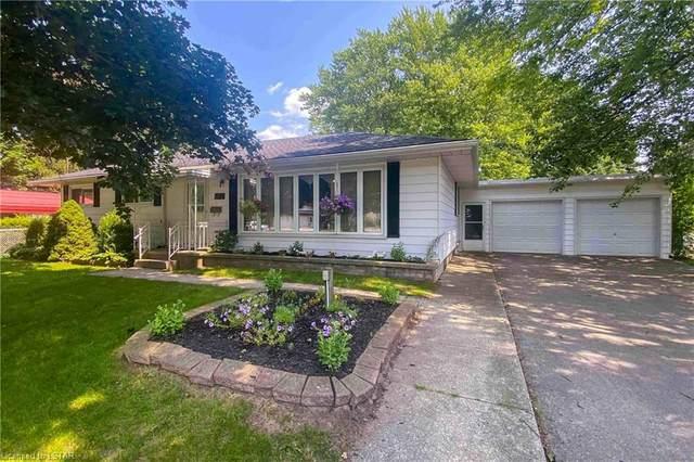 187 Jean Street, Strathroy, ON N7G 3H2 (MLS #40146587) :: Forest Hill Real Estate Collingwood