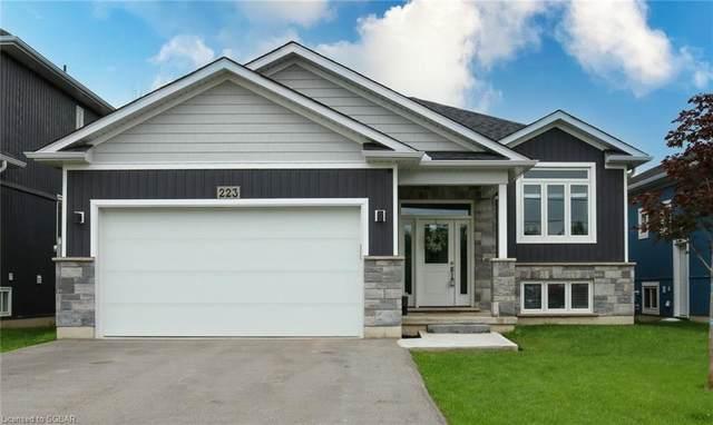 223 Quebec Street, Stayner, ON L0M 1S0 (MLS #40146954) :: Forest Hill Real Estate Collingwood