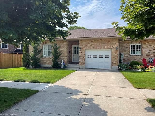316 Martha Street, Goderich, ON N7A 4N1 (MLS #40147383) :: Forest Hill Real Estate Collingwood