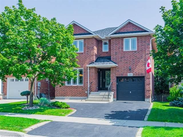2122 Springdale Road, Oakville, ON L6M 4C6 (MLS #40147464) :: Envelope Real Estate Brokerage Inc.