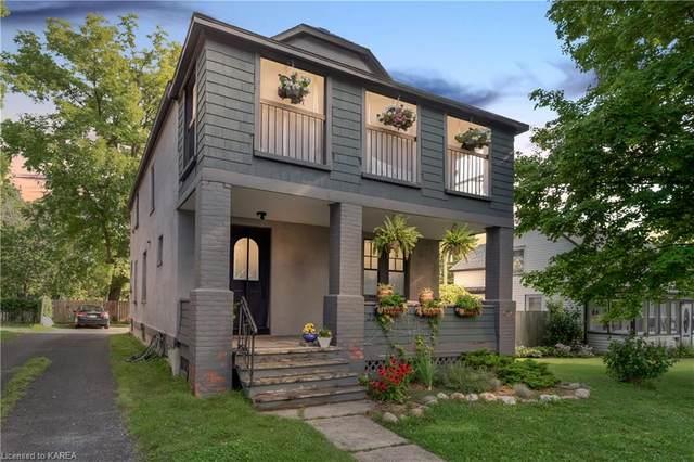 220 King Street W, Gananoque, ON K7G 2G6 (MLS #40147637) :: Forest Hill Real Estate Collingwood