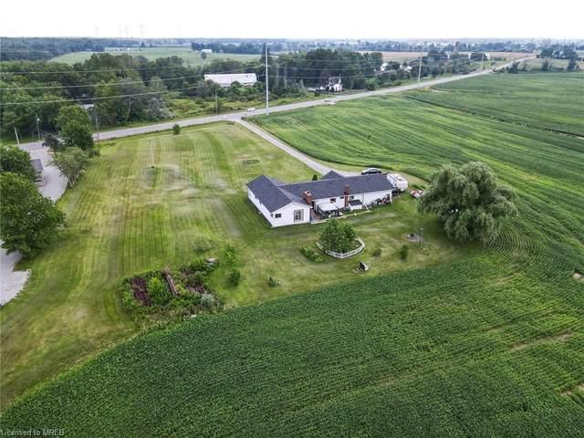 5897 Canborough Road W, Wellandport, ON L0R 2J0 (MLS #40147971) :: Forest Hill Real Estate Collingwood