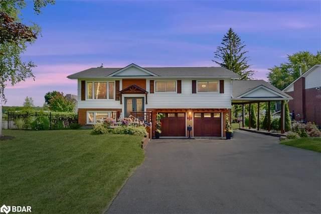 433 Dale Drive, Orillia, ON L3V 6W3 (MLS #40148163) :: Forest Hill Real Estate Collingwood