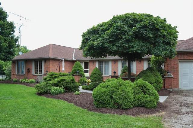 37441 Talbot Line, Frome, ON N0L 2E0 (MLS #40148334) :: Forest Hill Real Estate Collingwood