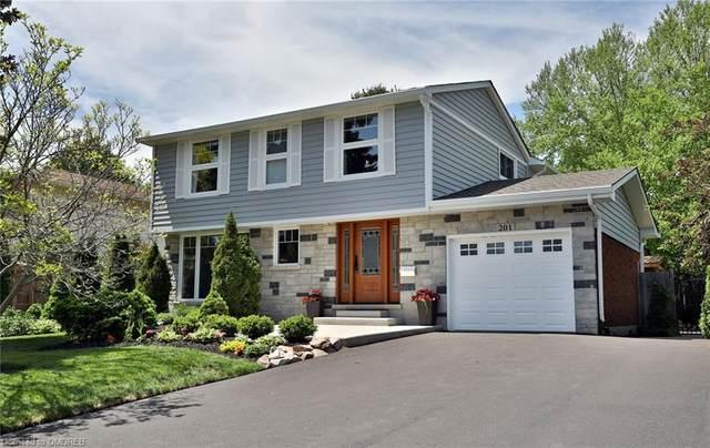201 Barrymore Court, Burlington, ON L7T 1B7 (MLS #40148523) :: Forest Hill Real Estate Collingwood
