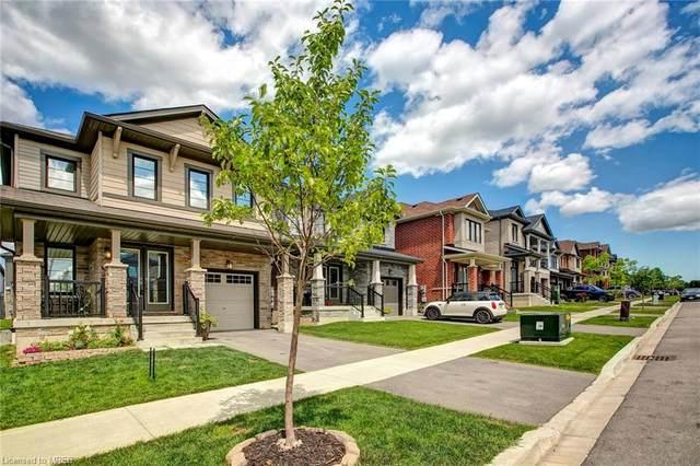 14 Scarletwood Street, Hamilton, ON L8J 0K8 (MLS #40149028) :: Forest Hill Real Estate Collingwood