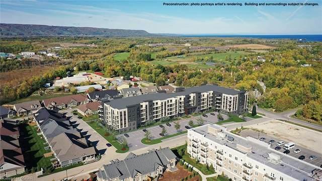 8-10 Harbour Street W #123, Collingwood, ON L9Y 5B4 (MLS #40153647) :: Envelope Real Estate Brokerage Inc.